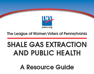 "Click the above image to view our informative ""Shale Gas Extraction and Public Health: A Resource Guide"""